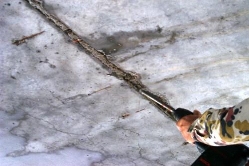 Lucrari de referinta Reparatii pod (DN2), Km. 33 - 028, peste raul Calnistea MAPEI - Poza 4