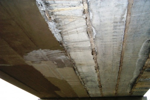 Lucrari de referinta Reparatii pod (DN2), Km. 33 - 028, peste raul Calnistea MAPEI - Poza 14
