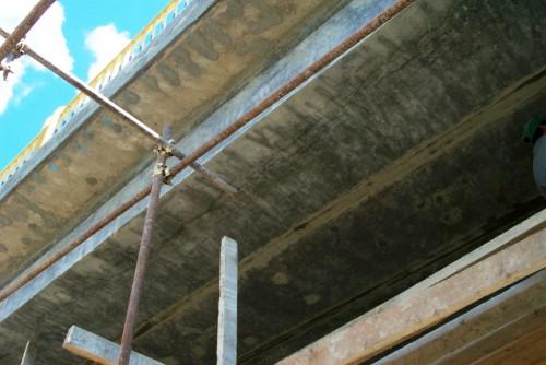 Lucrari de referinta Reparatii pod (DN2), Km. 33 - 028, peste raul Calnistea MAPEI - Poza 9
