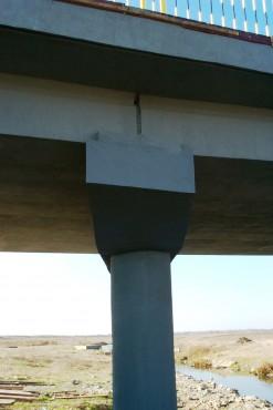 Lucrari de referinta Reparatii pod (DN2), Km. 33 - 028, peste raul Calnistea MAPEI - Poza 21
