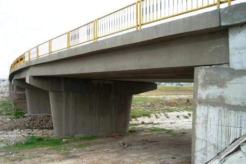 Lucrari de referinta Reparatii pod (DN2), Km. 33 - 028, peste raul Calnistea MAPEI - Poza 11