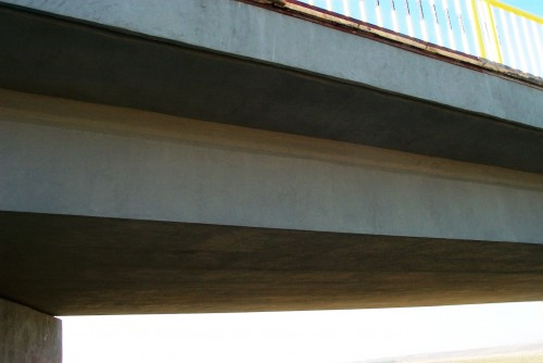 Lucrari de referinta Reparatii pod (DN2), Km. 33 - 028, peste raul Calnistea MAPEI - Poza 20