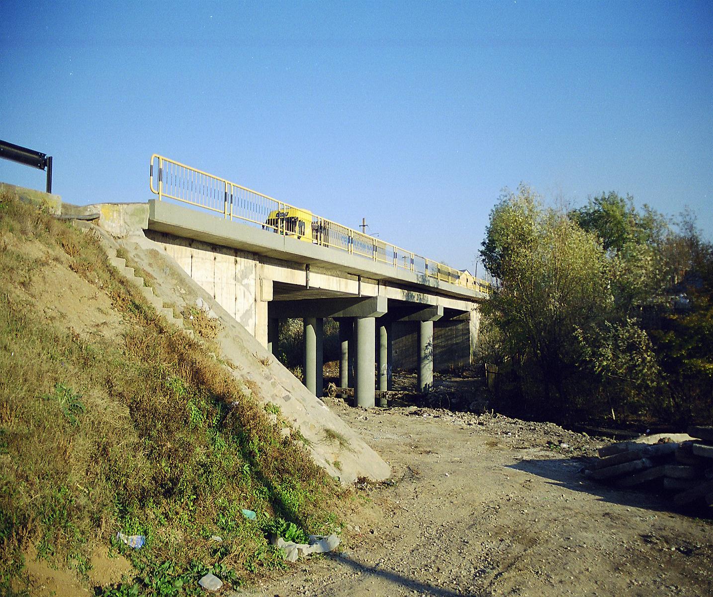 Reparatii pod peste Milcovat MAPEI - Poza 8