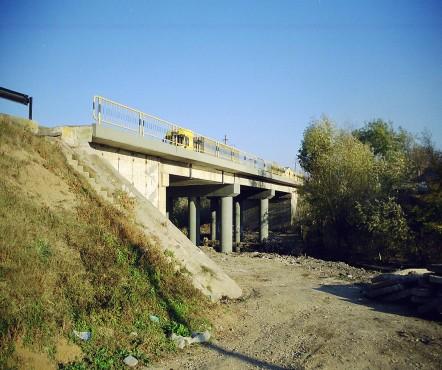 Lucrari de referinta Reparatii pod peste Milcovat MAPEI - Poza 8