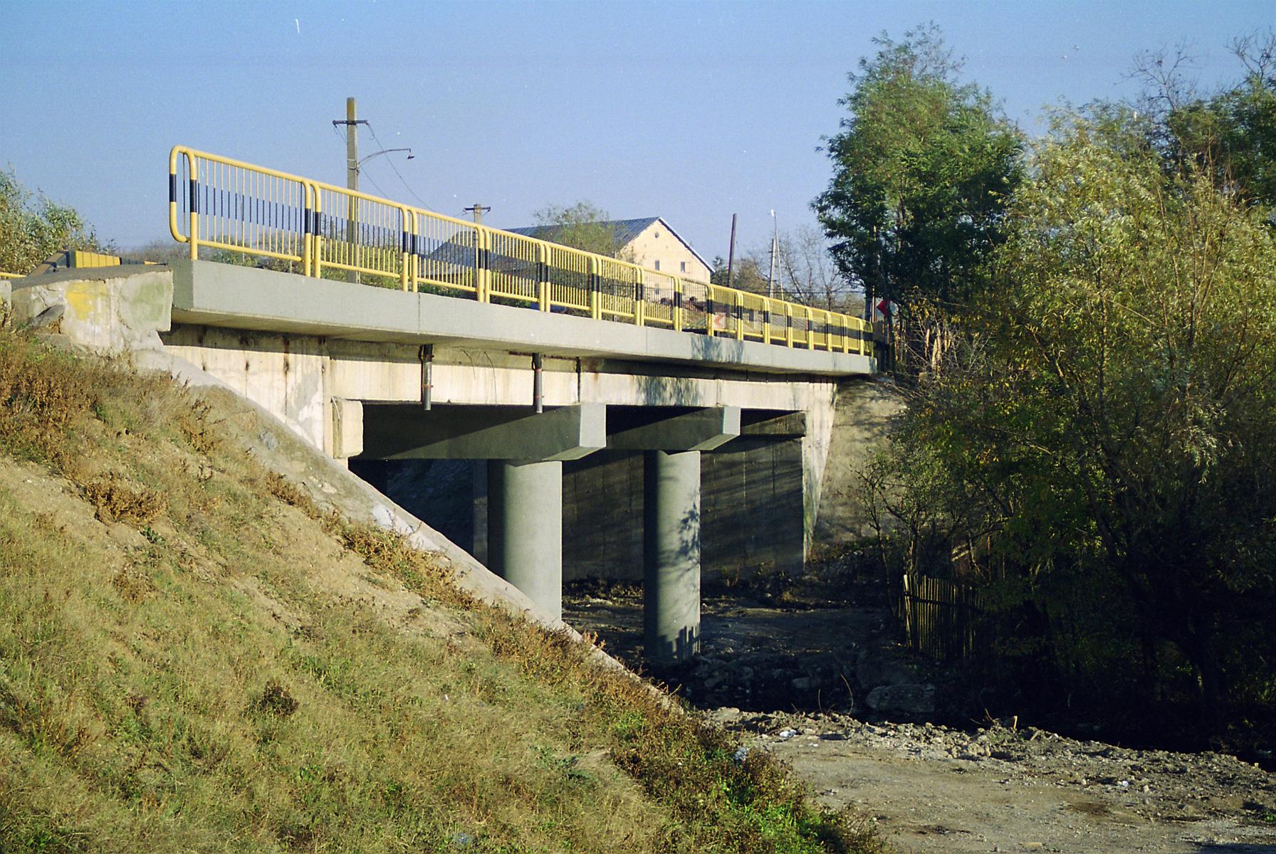 Reparatii pod peste Milcovat MAPEI - Poza 2