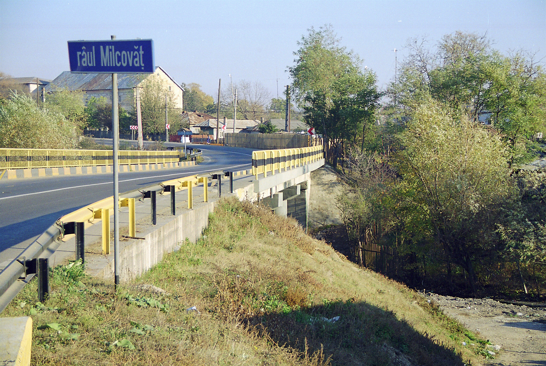 Reparatii pod peste Milcovat MAPEI - Poza 1
