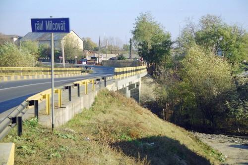 Lucrari de referinta Reparatii pod peste Milcovat MAPEI - Poza 1