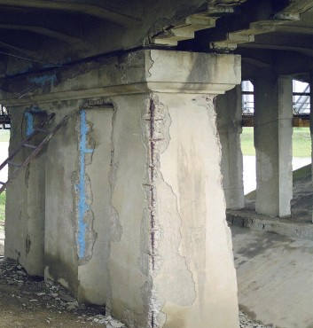 Lucrari de referinta Reparatii pod peste raul Siret MAPEI - Poza 7