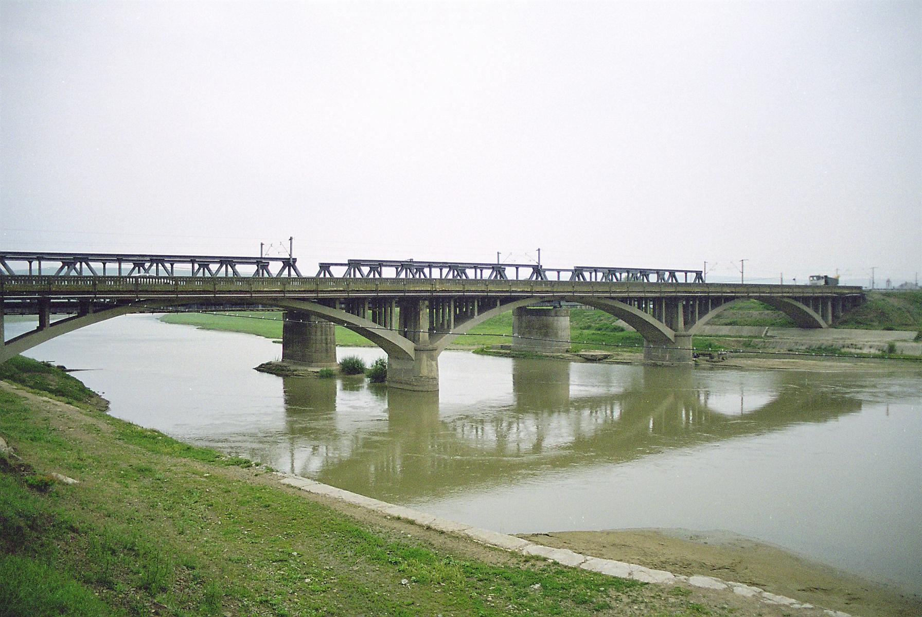 Reparatii pod peste raul Siret MAPEI - Poza 2