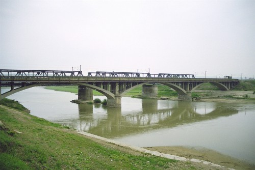 Lucrari de referinta Reparatii pod peste raul Siret MAPEI - Poza 2