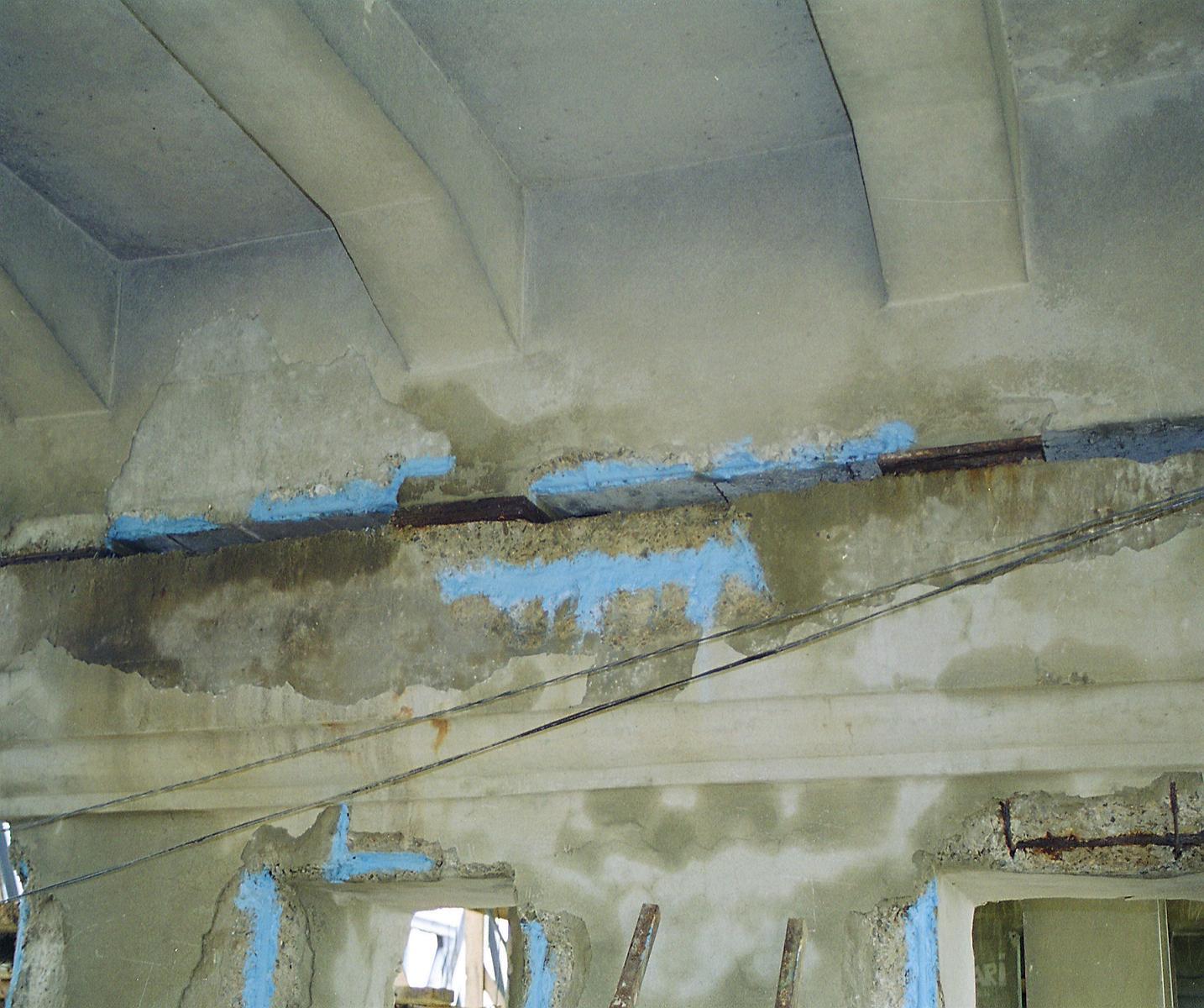 Reparatii pod peste raul Siret MAPEI - Poza 10