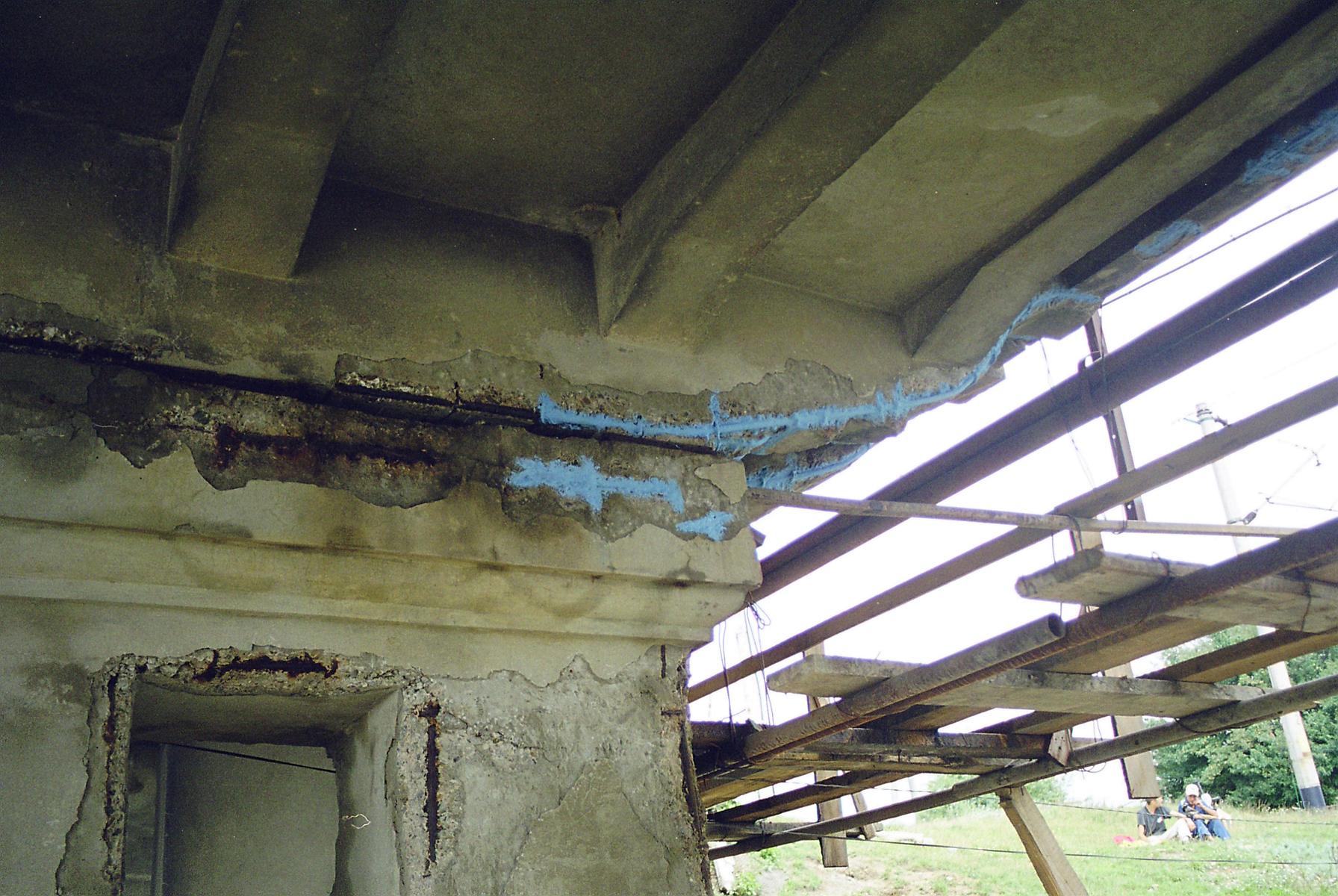 Reparatii pod peste raul Siret MAPEI - Poza 11