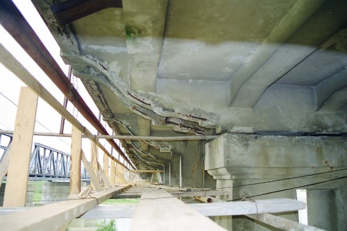 Lucrari de referinta Reparatii pod peste raul Siret MAPEI - Poza 4