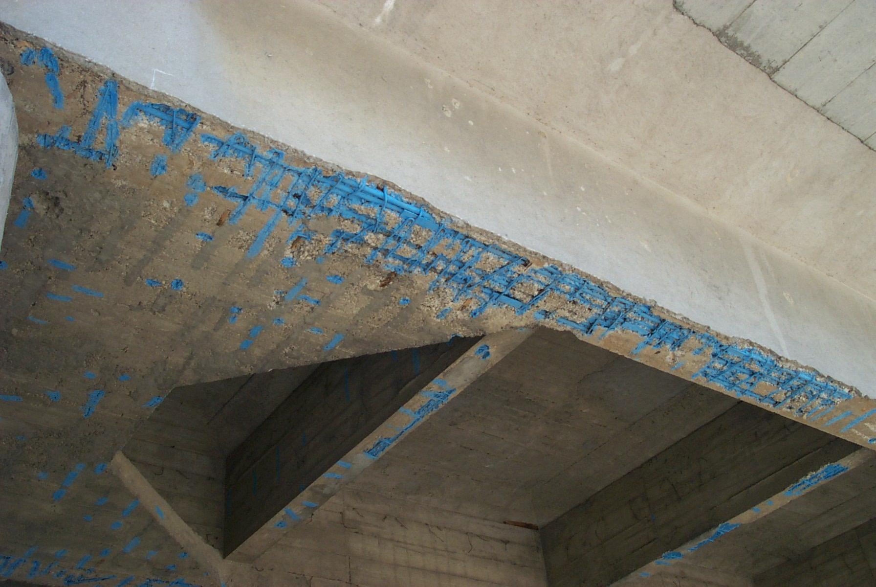 Reparatii pod Roman peste raul Moldova MAPEI - Poza 22