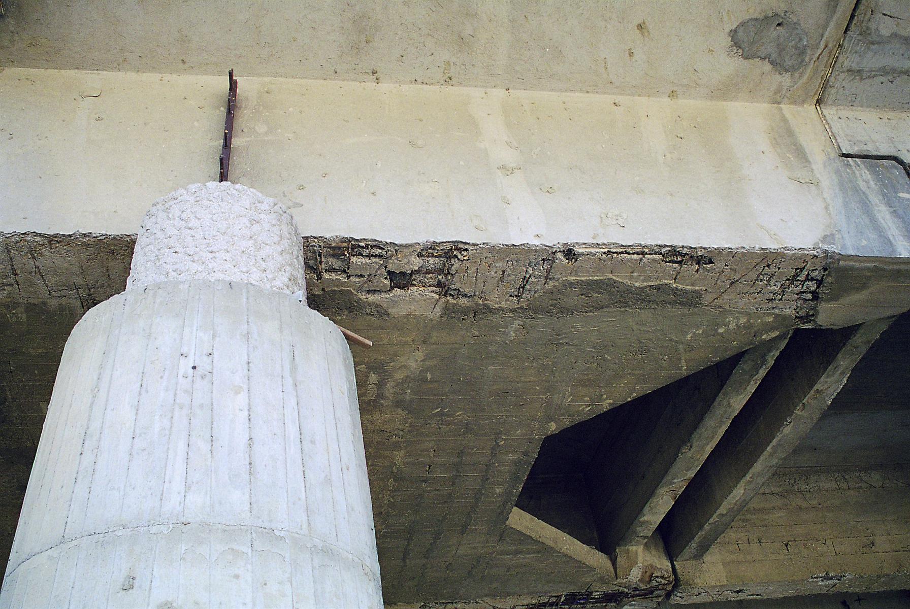 Reparatii pod Roman peste raul Moldova MAPEI - Poza 15