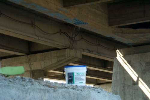 Lucrari, proiecte Reparatii pod Roman peste raul Moldova MAPEI - Poza 9