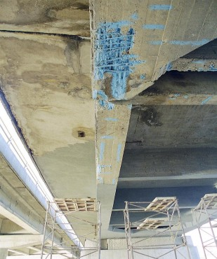 Lucrari de referinta Reparatii pod Roman peste raul Moldova MAPEI - Poza 19