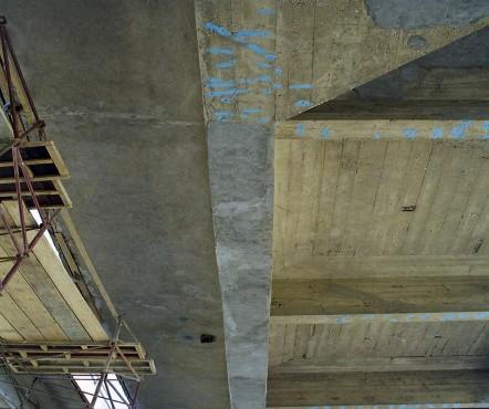Lucrari, proiecte Reparatii pod Roman peste raul Moldova MAPEI - Poza 27