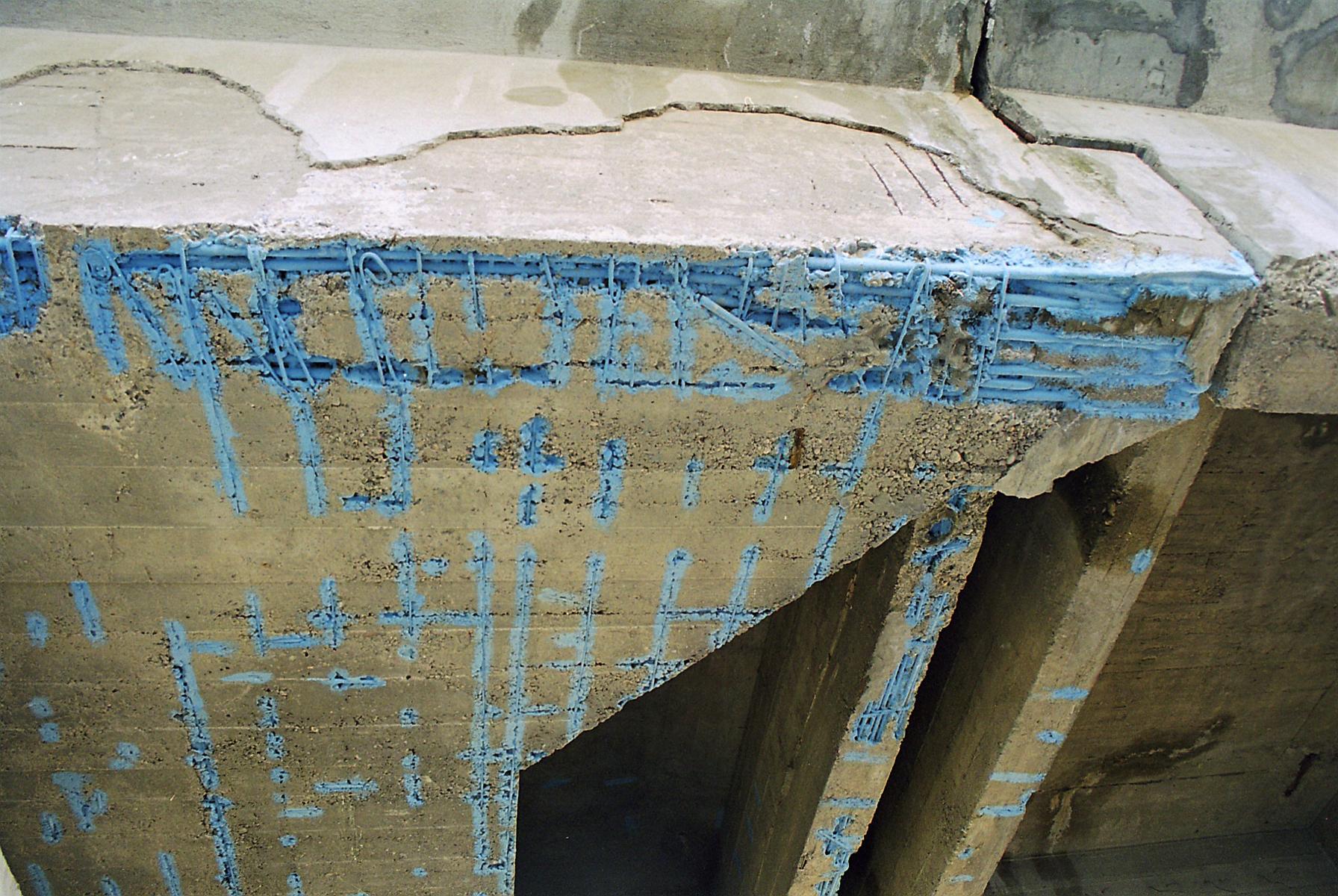 Reparatii pod Roman peste raul Moldova MAPEI - Poza 16