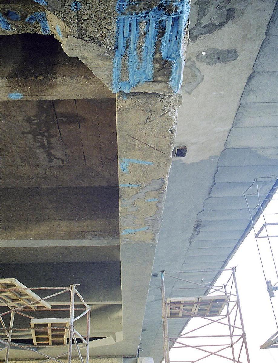 Reparatii pod Roman peste raul Moldova MAPEI - Poza 20