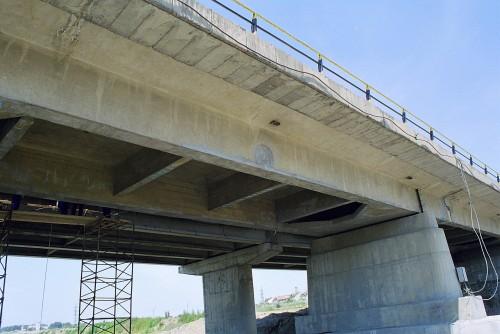 Lucrari de referinta Reparatii pod Roman peste raul Moldova MAPEI - Poza 23
