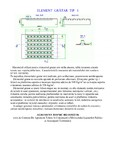 Gratar metalic GRIRO - TIP 1