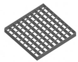Gratare metalice din tabla expandata Elementele de gratar sunt destinate realizarii de platforme fixe sau mobile, pasarele, scari, rafturi de depozitare, utilizate in industria constructiilor civile, industriale.