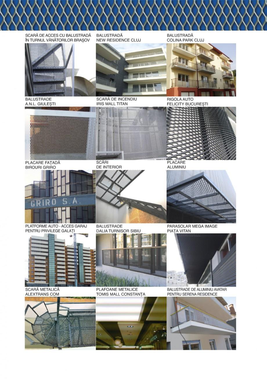 Pagina 21 - Catalog de prezentare GRIRO Tabla expandata Catalog, brosura Romana 1250x2000 1...