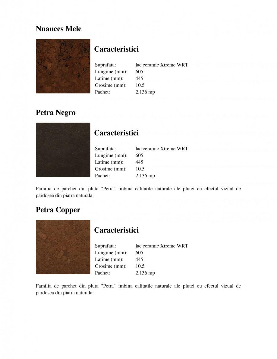 Pagina 3 - Parchet din pluta WICANDERS New Corkcomfort Linn Blush, New Corkcomfort Slate Moccaccino,...