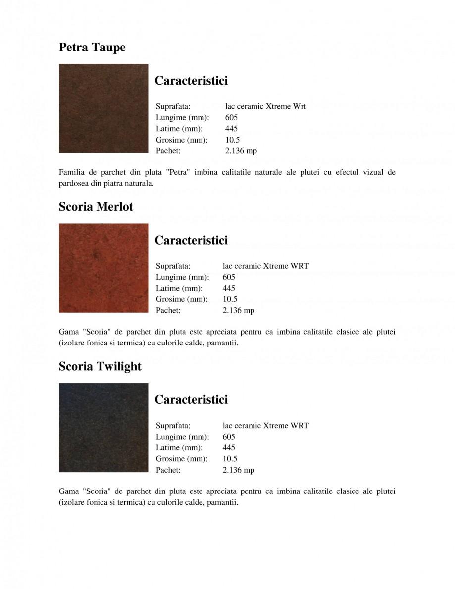 Pagina 4 - Parchet din pluta WICANDERS New Corkcomfort Linn Blush, New Corkcomfort Slate Moccaccino,...