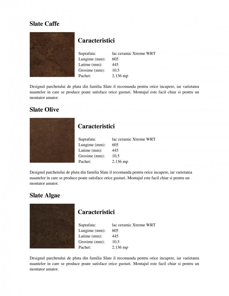 Pagina 6 - Parchet din pluta WICANDERS New Corkcomfort Linn Blush, New Corkcomfort Slate Moccaccino,...