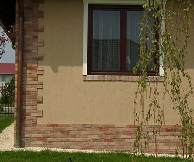 Exemple de utilizare Caramida aparenta antichizata Nelissen T15 NELISSEN - Poza 16