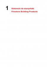 Sisteme de etanseitate FIRESTONE