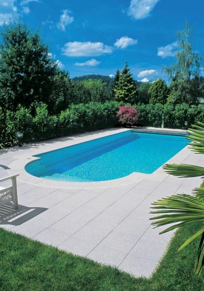 Pavaj premium - piscina LA LINIA Pavaj premium