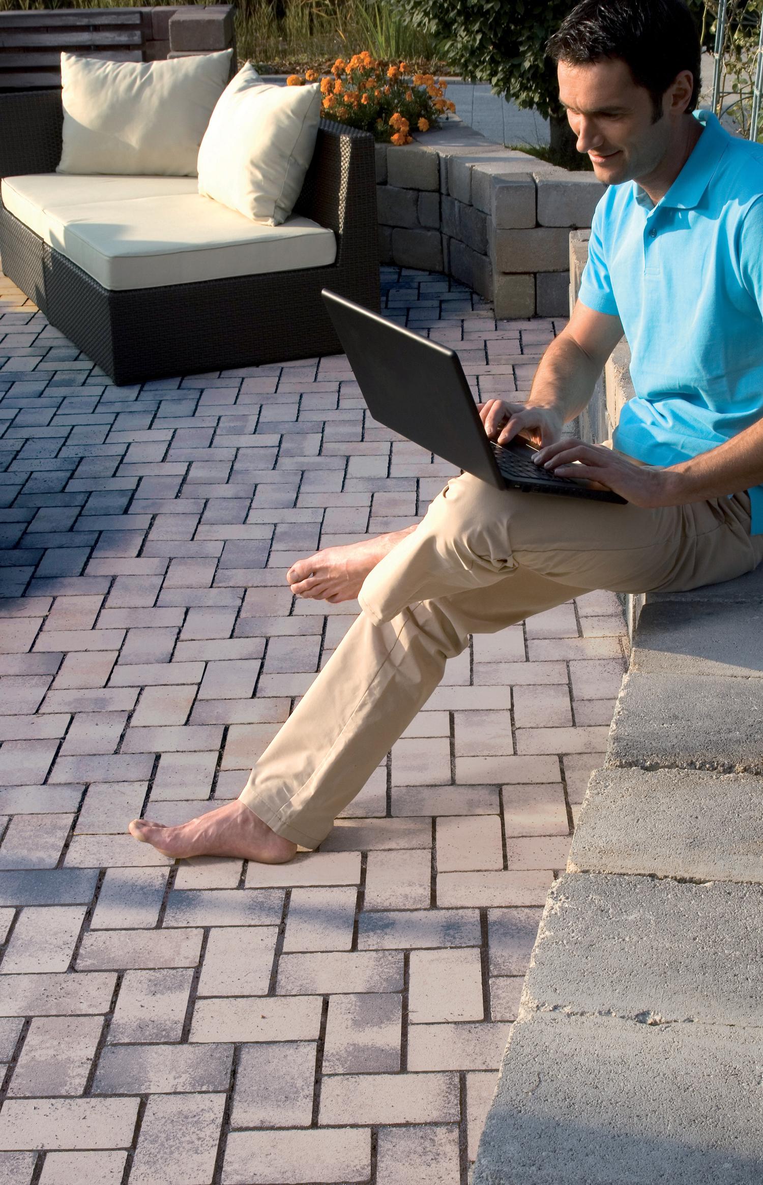 Pavaj din beton SEMMELROCK STEIN+DESIGN - Poza 93