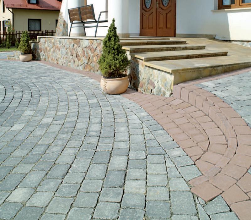 Pavaj din beton SEMMELROCK STEIN+DESIGN - Poza 80