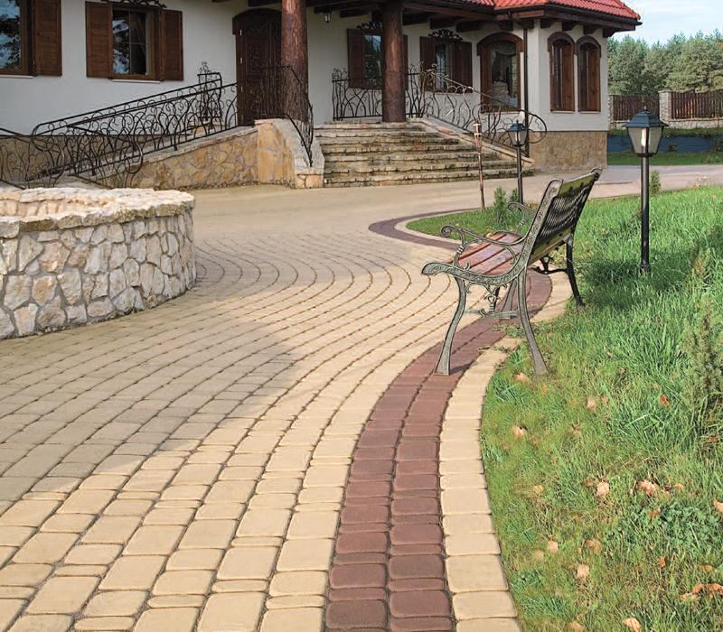 Pavaj din beton SEMMELROCK STEIN+DESIGN - Poza 68