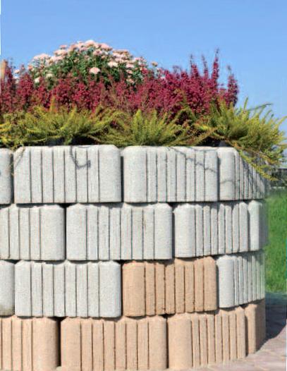 Jardiniere SEMMELROCK STEIN+DESIGN - Poza 3