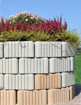 Exemple de utilizare Jardiniere SEMMELROCK STEIN+DESIGN - Poza 3