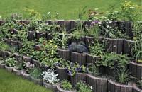 Jardiniere de gradina SEMMELROCK STEIN+DESIGN