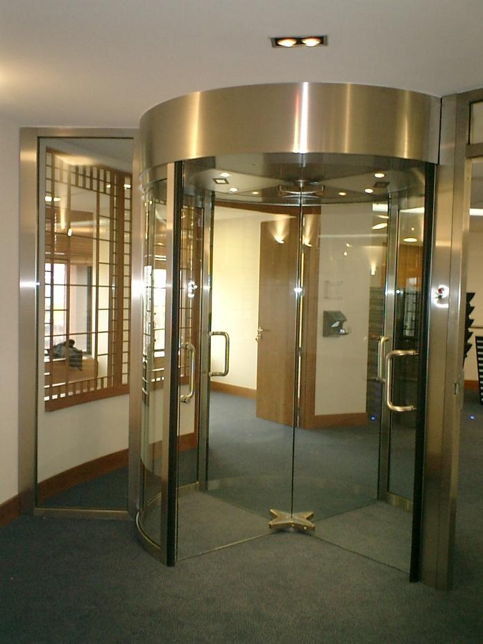 Usi rotative de securitate KABA - Poza 5