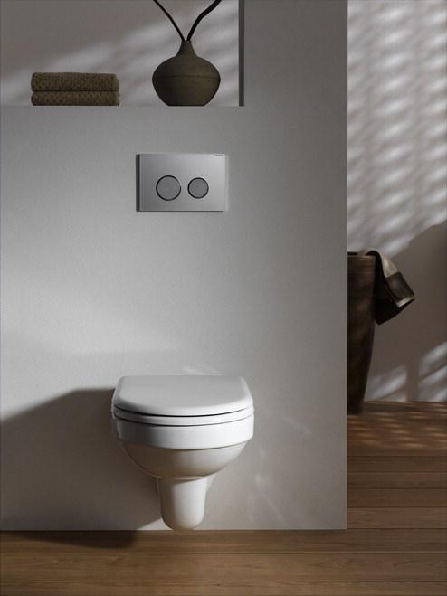 Amenajari camere de baie cu sisteme de WC incastrate GEBERIT - Poza 20