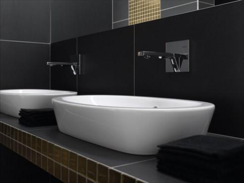 Prezentare produs Amenajari camere de baie cu sisteme de WC incastrate GEBERIT - Poza 13