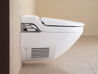Amenajari camere de baie cu sisteme de WC incastrate / Amenajari camere de baie cu sisteme de WC incastrate