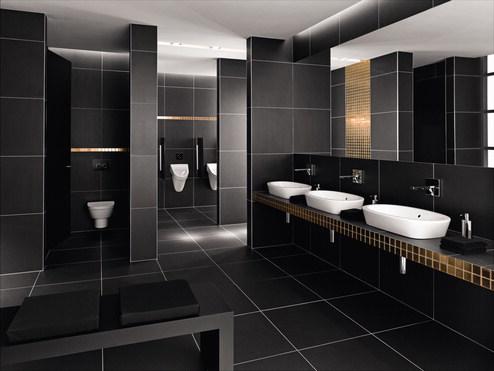 Amenajari camere de baie cu sisteme de WC incastrate GEBERIT - Poza 16