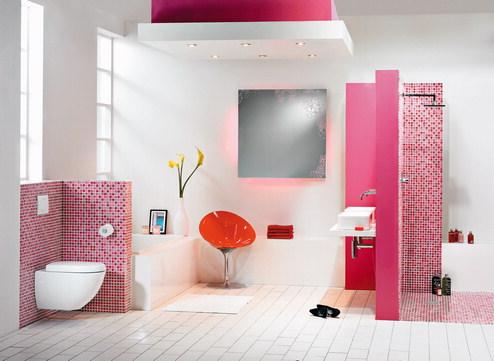 Amenajari camere de baie cu sisteme de WC incastrate GEBERIT - Poza 17