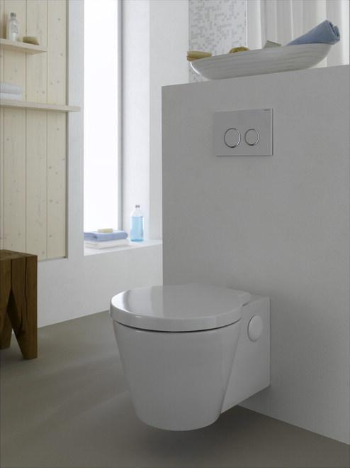 Amenajari camere de baie cu sisteme de WC incastrate GEBERIT - Poza 18