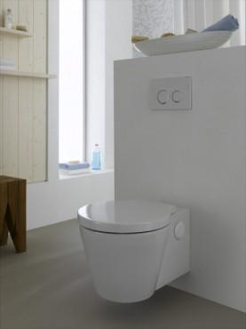 Prezentare produs Amenajari camere de baie cu sisteme de WC incastrate GEBERIT - Poza 18