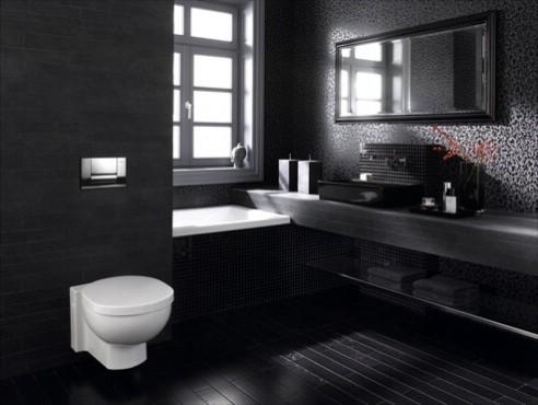 Prezentare produs Amenajari camere de baie cu sisteme de WC incastrate GEBERIT - Poza 19