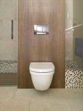Prezentare produs Amenajari camere de baie cu sisteme de WC incastrate GEBERIT - Poza 21